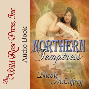 Dawson McBride voicing Nicole McCaffrey Northern Temptress