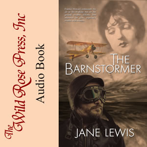 Dawson McBride voicing Jane Lewis The Barnstormer