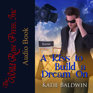 Dawson McBride voicing Katie Baldwin A Kiss to Build a Dream On