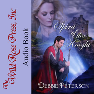 Dawson McBride voicing Debbie Peterson Spirit of the Knight